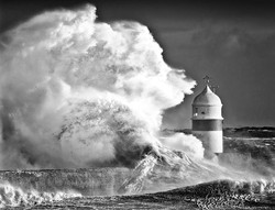 Natures Fury By Dave Salter