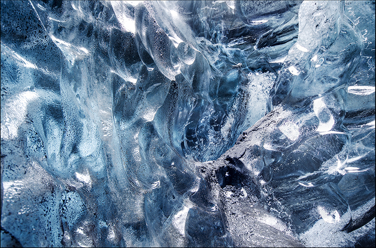 Ice Patterns By Doreen Kelly
