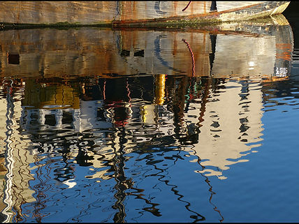 Quayside Reflection  .jpg