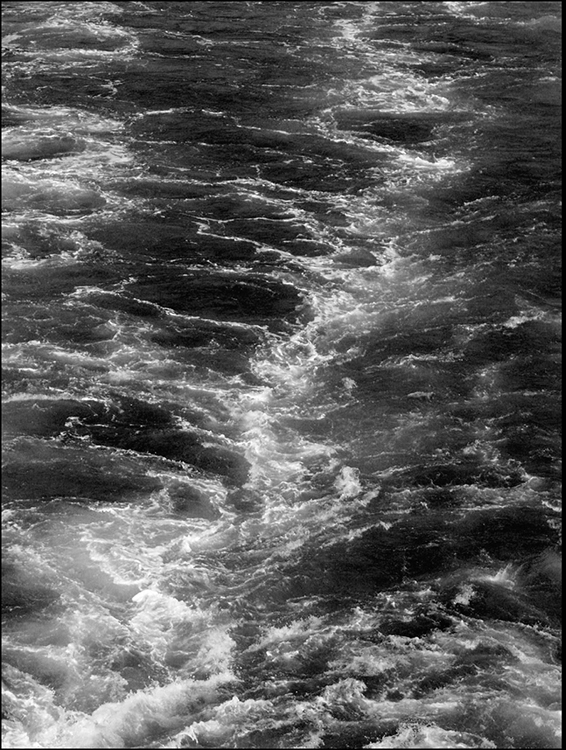 Turbulent Wake By Patricia Tutt