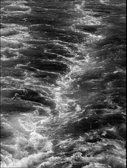 Turbulent Wake By Patricia Tutt