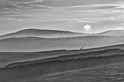 Manx Dawn By Dave Salter
