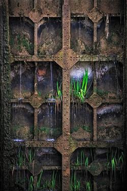 Lock Gate By Dennis Wood