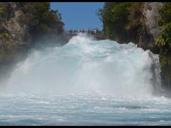 Huka Falls By Doug Allan