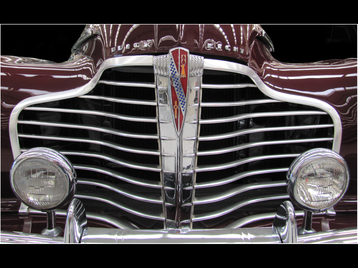 1940 Buick Eight