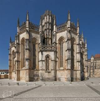 Imperfect Chapel Elexterior