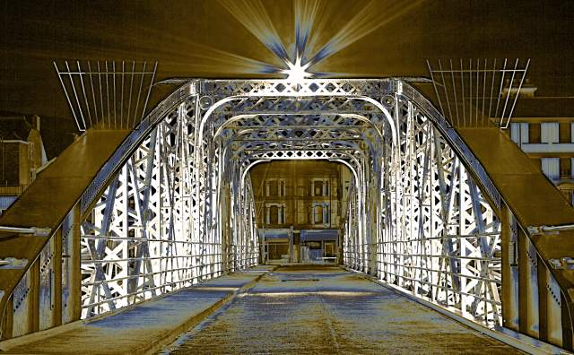 Bridge at Midnight