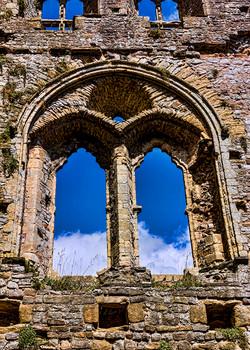 New Light Through Old Windows By Ian Knight