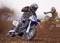 Moto Cross By John Keelan