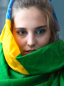 Wraped in the Brazilian flag.jpg