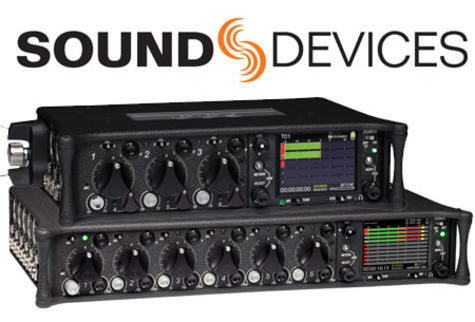 Sound Devices 633 and 664