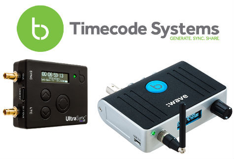 Timecode Systems Wave and USO
