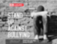 Copy of Anti Bullying White and Black In