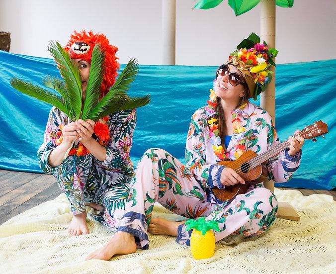 Gift: Pyjama Island
