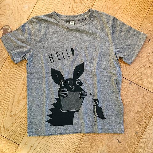 Age 5-6 Organic GwB T-shirt