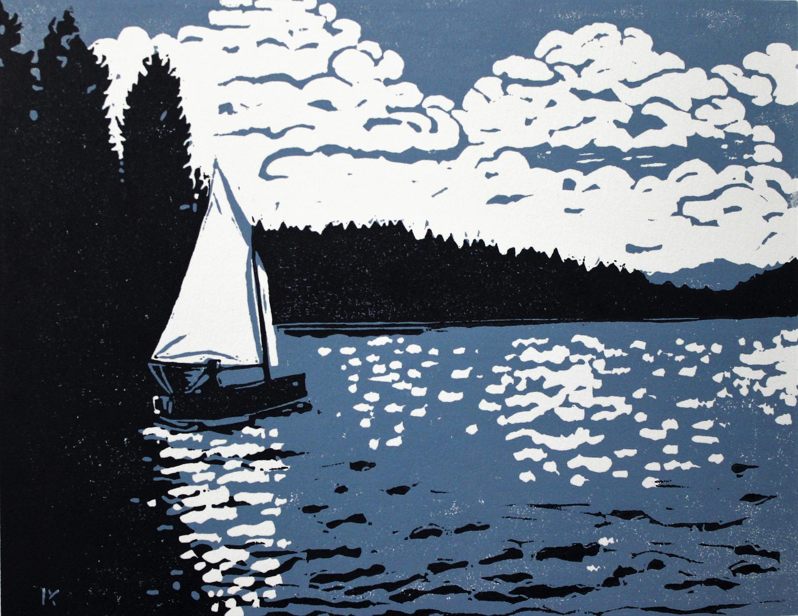 Morning Sail