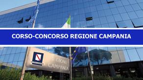 Corso-concorso Regione Campania - 2175 posti presso la Regione e gli enti locali