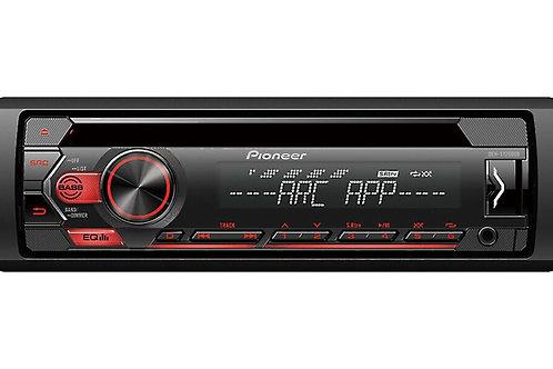 Pioneer DEH-S1200UB Single Din - ARC App - Andriod