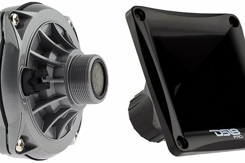 """PRO DR250 2"""" VC Compression Driver Horn Body with PRO H44 Horn"""