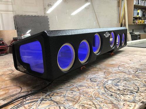 2020 Chevy Crew Cab Underseat Enclosure