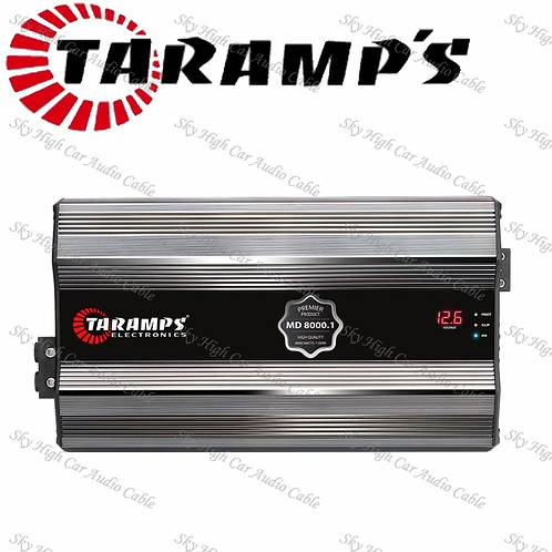 Taramp MD 8000.1 – 1 OHM PREMIER