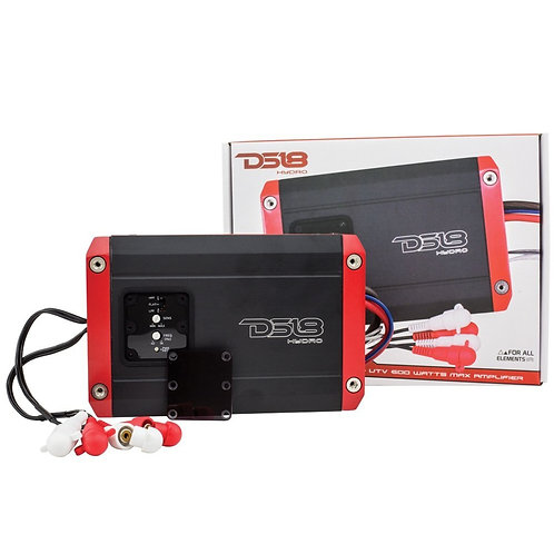 Ds18 DS18 Hydro NXL200.2D Waterproof Amp