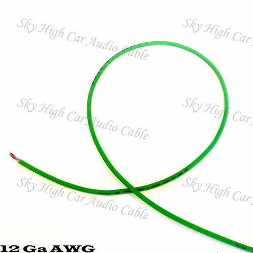 Sky High Car Audio OFC 16 Gauge Primary Wire 25ft