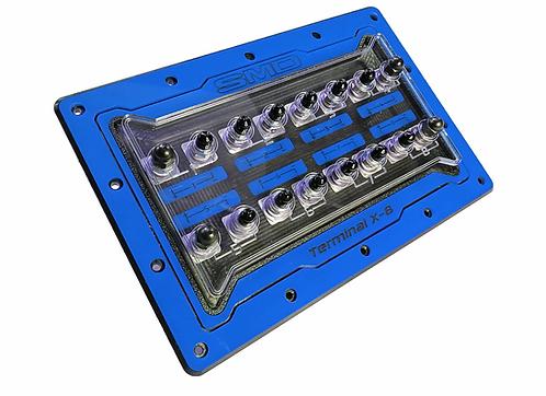 SMD 4 Channel Speaker Terminal X-8