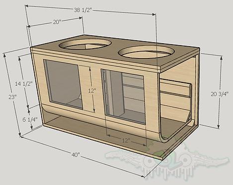 2 Dc Audio Lvl 5 15s Design