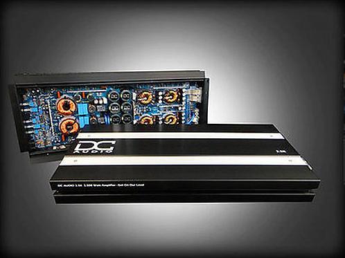 DC Audio 3.5k - 3,500w Monoblock Amplifier