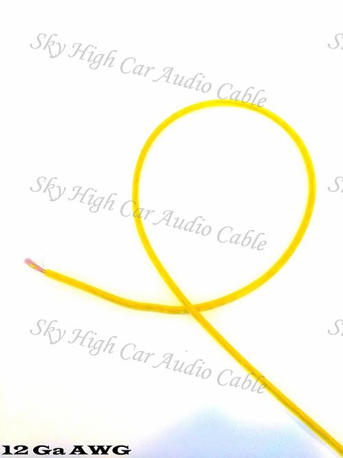 Sky High Car Audio CCA 14 Gauge Primary Wire 25ft