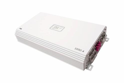 MA 1000.4 4 Channel Amplifier