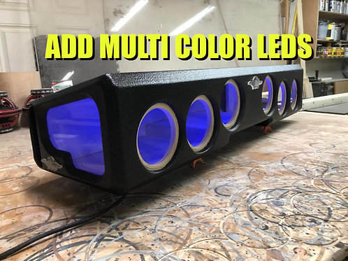 Add MultiColor LED Lights 07-15 Nissan Titan