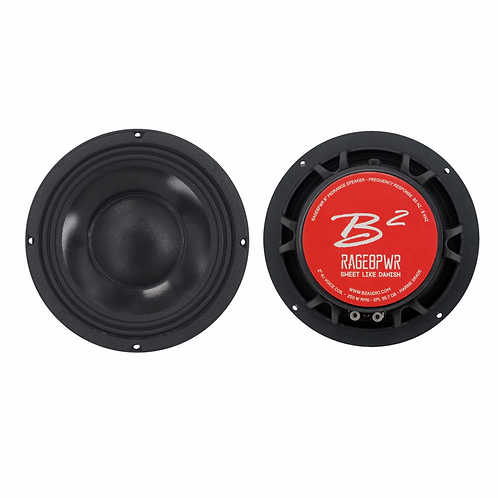 B2 Audio Rage 10 PWR (Pair)