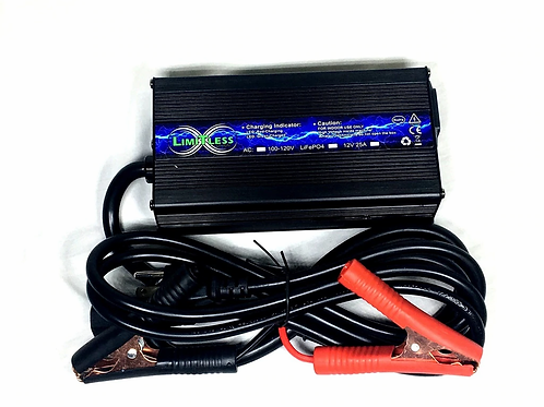 Limitless Lithium 8a Charger