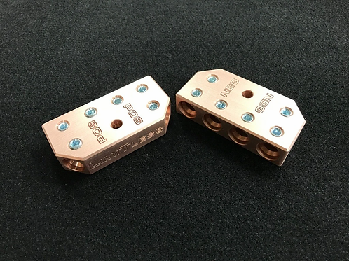 Limitless Terminal INPUT STYLE COPPER 15AH / 25AH