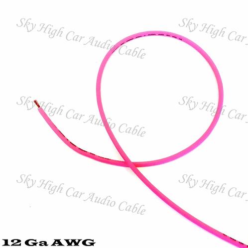 Sky High Car Audio CCA 18 Gauge Primary Wire 100ft