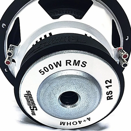 RS-12 500 RMS Entry Woofer