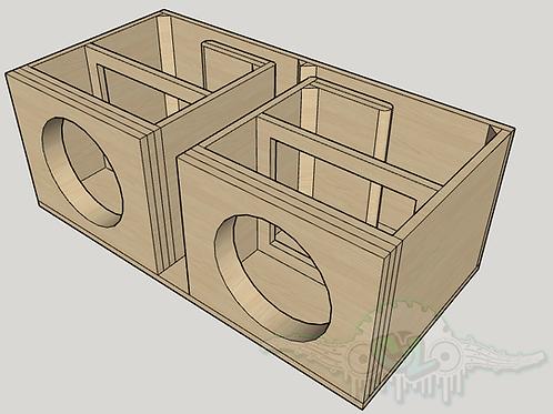 Basic Custom Ported Design