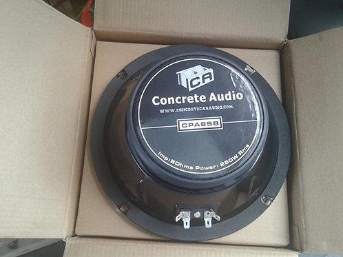 "8"" Sealed Back Loud Speaker CPA8SB"