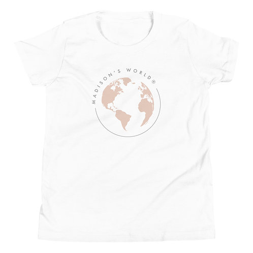 Madison's World Logo Youth T-Shirt