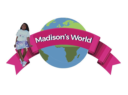 MADISON'S WORLD™ BOOK SERIES BUNDLE