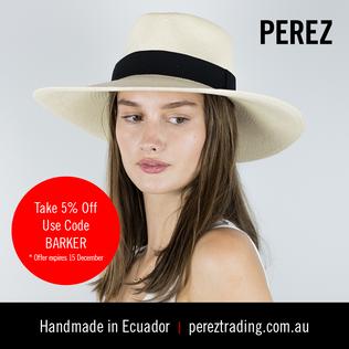 PEREZ Panama Hats
