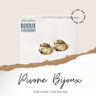 Pivoine Bijoux