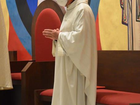 Consagración del nuevo altar de la parroquia