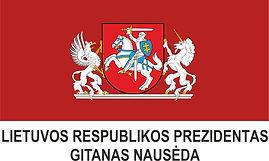 LR_Prezidento_Gitano_Nausėdos_logotipas_