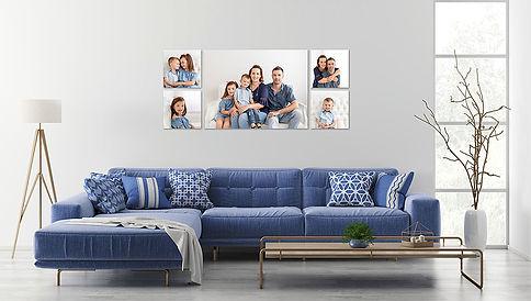 Family Portraits, Newborn Portraits, Mat