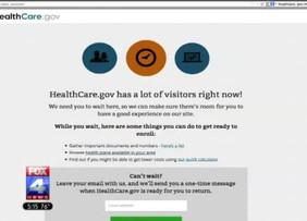 Problems plague health insurance website on deadline day