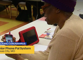 Local nonprofit starts 'phone pal' system to visit with isolated seniors, needing volunteers