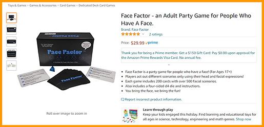 Face Factor